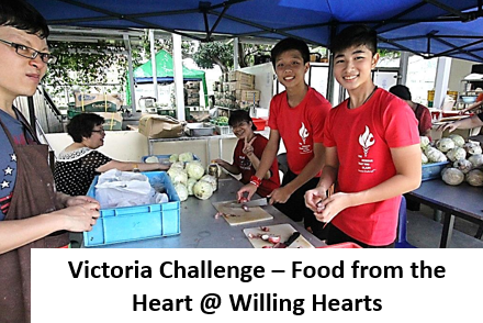 VC - Food from the Heart at Willing Hearts