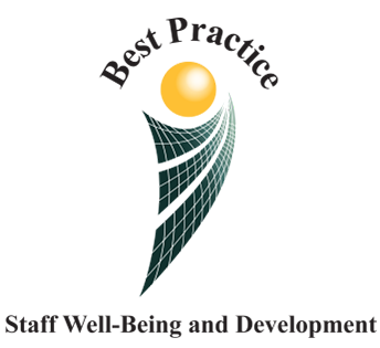 best practice staff well-being and development award